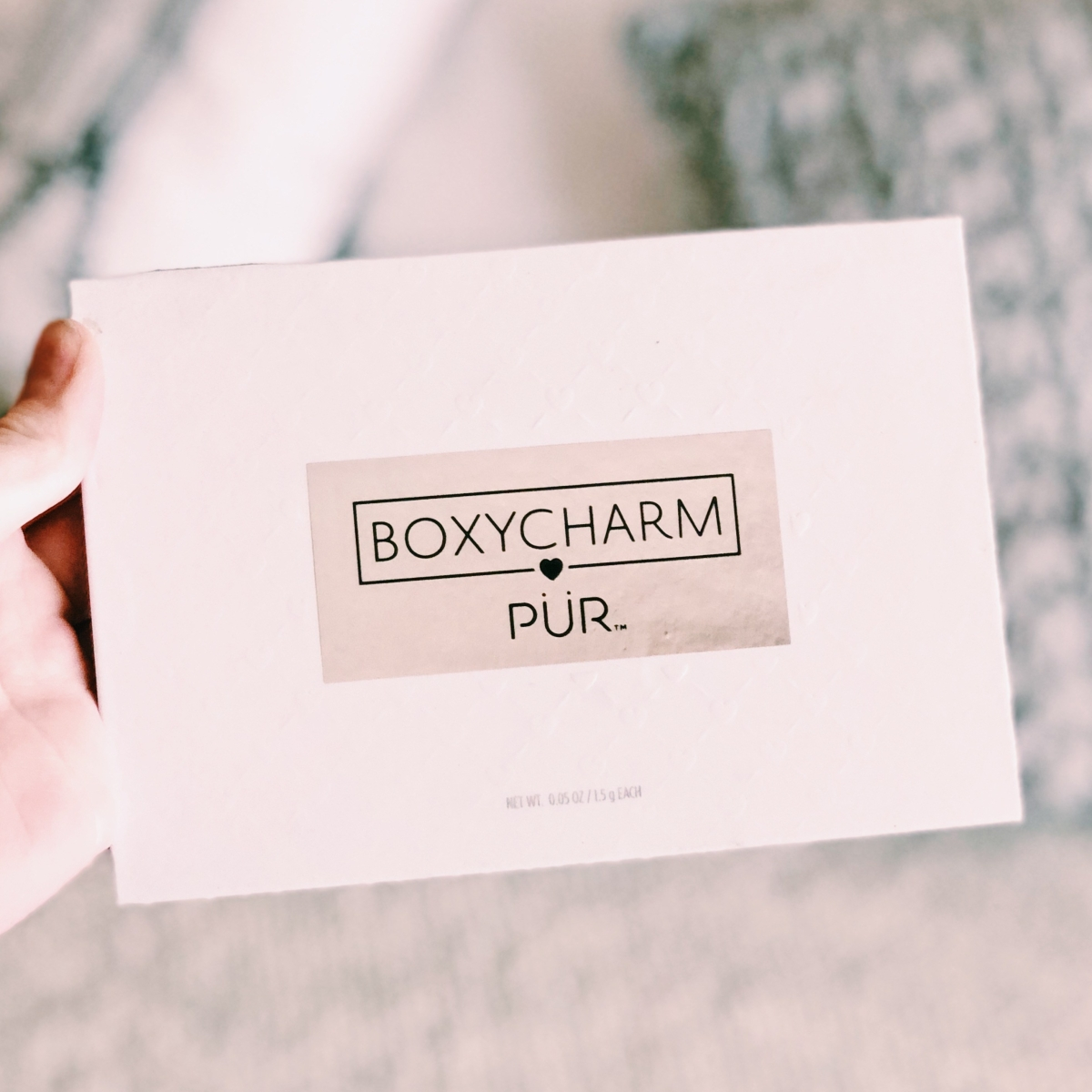 March 2018 Boxycharm Unboxing